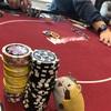 9ヶ月ぶりの再会→アロマカフェ ポーカー尽くし