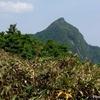 日本 冠山の登山口