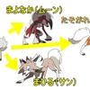 【ポケモンUSUM】ルガルガン(たそがれのすがた)種族値・育成・技まとめ