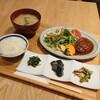 【みのる食堂】女性客が多いのも納得。野菜たっぷりが嬉しい(ekie広島駅)