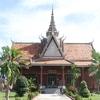 Angkor Borei Museum (アンコールボレイ博物館)に行って来ました。