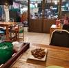 タイ力upに、庶民のタイ料理店食べることを奨める