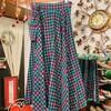 本日入荷!vintageフレアスカート♡