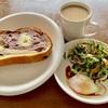 浅野屋のパンで遅めの朝食