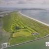 美しい砂の島にある「ロイヤルダブリン・ゴルフ・クラブ」