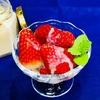【手作り練乳・コンデンスミルク】レンジで超簡単!いちごやかき氷に♪