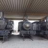 小湊鉄道蒸気機関車(激レア体験企画2019より) @五井駅・千葉県市原市五井