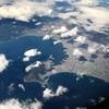 日本航空JAL3510(新千歳→福岡)B737-800 日本海フライト