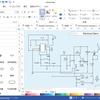 プロな電気回路図作成ソフト