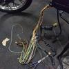 #バイク屋の日常 #ホンダ #スーパーカブ #カスタム #配線処理 #M