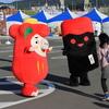 三陸花火大会の一日 (1)町の盛り上がりと大船渡線BRTの迂回運行