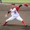 パワーのある本格派ピッチャー 東芝 宮川 哲選手 社会人右腕投手