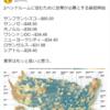 東京の生活費の安さ、アメリカの生活費の高さ
