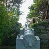 薩英戦争砲台跡 台場公園。当時の原型をとどめる台場跡。南大隅町根占