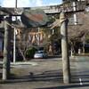 熊野神社を参拝する