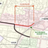 福岡県 都市計画道路 福間駅松原線が開通