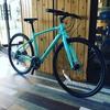 通学自転車頑張ってます。BIANCHI(ビアンキ) C.SPORT2 DISC