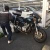 がん治療とバイク売却/春から新生活  〜さらばペケ!いらっしゃい頭髪!!〜