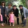 篠山紀信さんに写真を撮られました