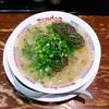 【そんたく】 秋田市で食べられる本格博多長浜ラーメン!