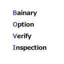 Bainary Option Verify Inspection
