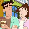 クレヨンしんちゃん 第1100話 雑感 観覧車でキス、これは三人目やろなぁ(ゲス顔)