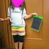 電子お絵かきパッド スケッチブックを誕生日プレゼントに