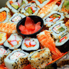 i LOVE sushi and maki