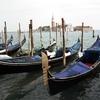 ヴェネツィア12  海の足〜ゴンドラ