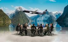 米ドラマ『SUITS/スーツ』俳優が出演のニュージーランド航空ビデオでラグビーワールドカップに注目!【動画で英語】