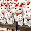 豪徳寺 〜 招き猫発祥の地 (諸説あり)