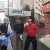 ゴミ拾いボランティア活動COE(クリーンオブ江戸川)「ヒーロー再び」