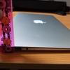 macbookを買いました!