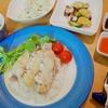 炊飯器で作る、南の国の味覚シンガポールチキンライス  7月22日(金)の晩ごはん