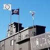 阪神甲子園球場とオオカミ