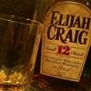 バーボンの生みの親の名前がついたウイスキー『エライジャ・クレイグ12年』