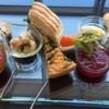 三重の旅おまけ 大阪マリオット都ホテル(あべのハルカス)LOUNGE PLUSさんのアフタヌーンティーと心のこもったおもてなし