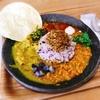 アスカム「tabitabi」でスパイスカレー4種類フルセット