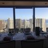 1歳半子連れ3泊5日ホノルル旅行⑪ アラモアナホテル36階 プレミアムステーキ&シーフードのシグニチァー 最高50%OFFのハッピーアワーでお得に美味しく!