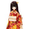 【えっくす☆きゅーとふぁみりー】KIMONO selection『若葉(わかば)wakaba』1/6 完成品ドール【アゾン】より2019年11月発売予定♪