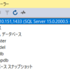 WSL2上のDockerでSQL Server実行してSSMSで繋ぐまで