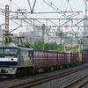 9月19日撮影 東海道線 平塚~大磯間 貨物列車とその他もろもろ ①