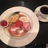 大阪・関西空港「マルゲリータキッチン」の「ブレックファーストパンケーキ」