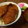 肉料理専門店・箱岩(新潟市秋葉区)のかつ丼