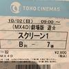 遊戯王の映画をMX4Dで鑑賞