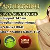 ASLIDOMINO agen poker dan bandarQ online terpercaya dan teraman di indonesia