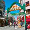 高円寺のあづま通り商店会で女みこし 衣装レンタル無料で担ぎ手募集も