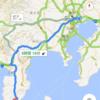 お盆の渋滞に突進して東京から伊豆下田の多々戸浜に行ってきた