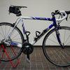 ロードバイクCAAD5 コンポーネント交換(カンザキバイクエバーレ店にて)