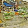 ホーチミン「タイピン市場」~こちらは市街地の中心にあるがローカル色が強い市場!!
